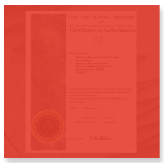 National Board - Certification Diploma